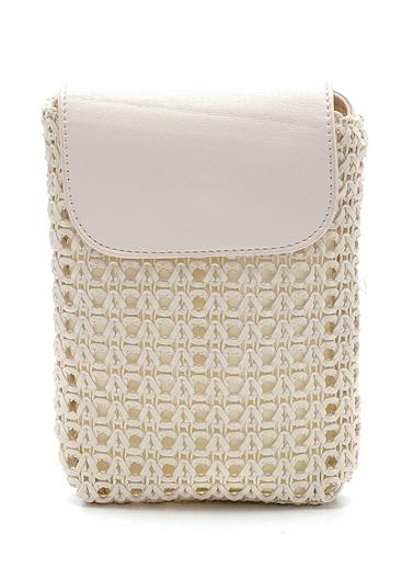 Derimod Kadın Çanta (Lds201013) Casual Beyaz